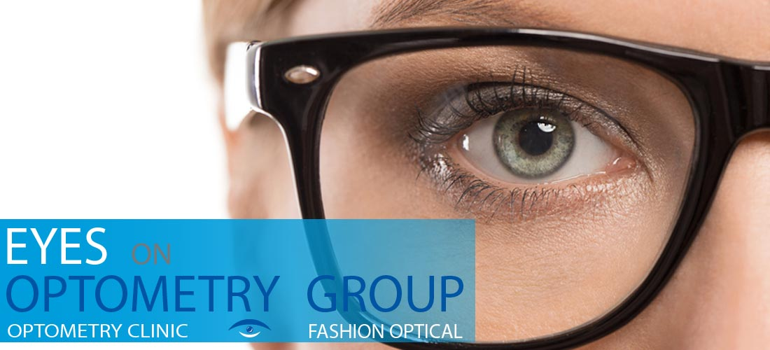 Optometrist for eye glasses, contact lenses and laser vision advice